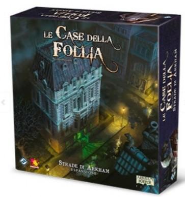Le Case della follia - Seconda edizione - Strade di Arkham