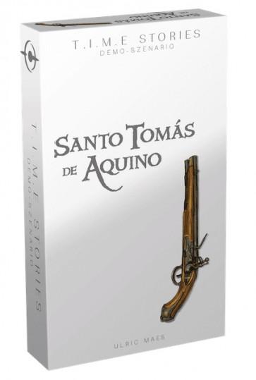 Time Stories - Santo Tomas de Aquino