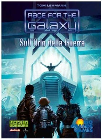 RACE FOR THE GALAXY - SULL'ORLO DELLA GUERRA