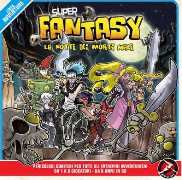 Super Fantasy La notte dei morti male (espansione)