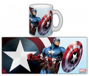 Tazza Captain America