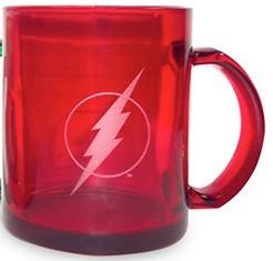 Tazza translucente Flash