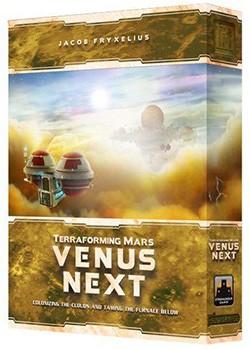Terraforming Mars venus Next! Edizione italiana