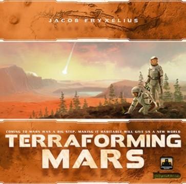 Terraforming Mars in italiano