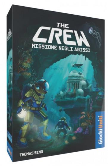 The Crew Missione negli abissi in italiano