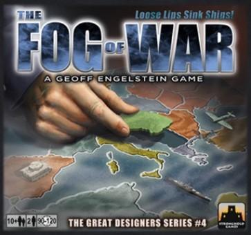 The fog of war in inglese