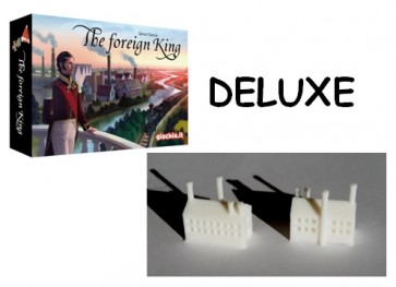The Foreign King Versione DELUXE
