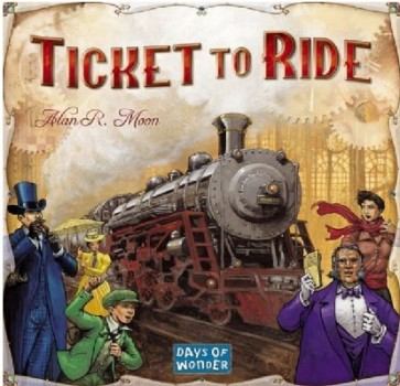 Ticket to Ride (U.S.A.)