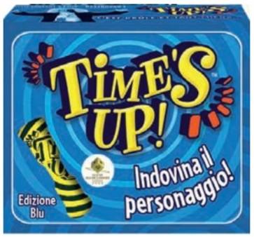 Time's Up! - Edizione blu
