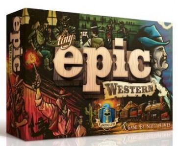 Tiny Epic Western