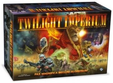 Twilight Imperium IV in italiano