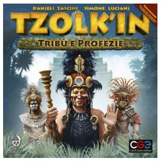 Tzolk'in: Tribù e profezie