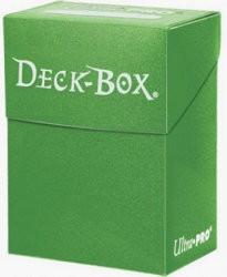 Deck Box - Porta Mazzo Verde