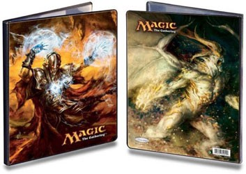 Album Portfolio 9 Tasche Ill. Magic - Venser & Tombstalker