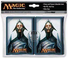 Deck Protector - Bustine Protettive Magic - Magus of the Future (80)