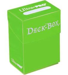 Deck Box - Porta Mazzo Verde Chiaro