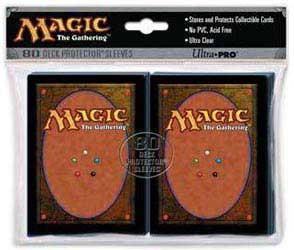 Deck Protector - Bustine Protettive Magic - Magic Back (80)