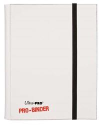 Album a 9 tasche - Pro Binder - Bianco