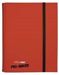 Album a 9 tasche - Pro Binder - Rosso