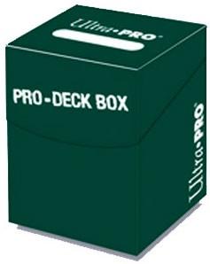 Deck Box - Porta Mazzo Pro-100+ - Verde