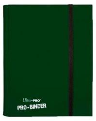 Album a 9 tasche - Pro Binder - Verde Scuro