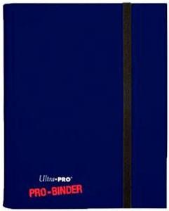 Album a 9 tasche - Pro Binder - Blu Scuro