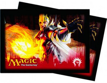Deck Protector - Bustine Protettive Magic - Gatecrash Orizzontale V4 (80)