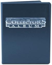 Album Portfolio a 4 Tasche - Blu