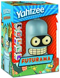 Yahtzee - Futurama Collector's Edition