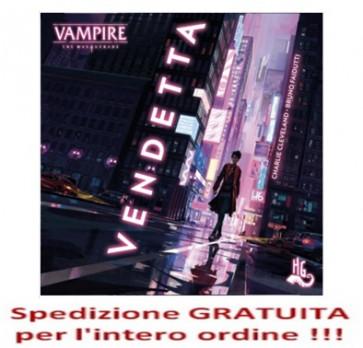 Vendetta - Vampiri in italiano