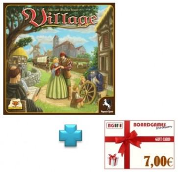 Village con buono prossimo acquisto