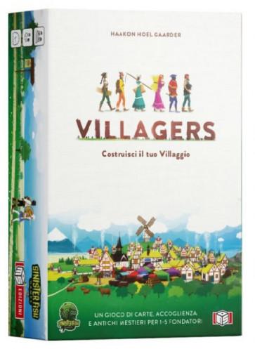 Villagers – Costruisci il tuo Villaggio