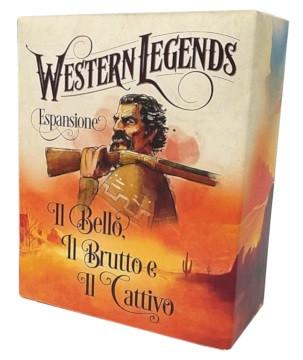 Western Legends: Il Bello, il Brutto e il Cattivo
