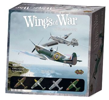 Wings of War - WW2 Deluxe Set