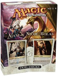 Magic - Duel Decks: Ajani Vs. Nicol Bolas
