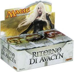Magic - Ritorno di Avacyn Box Buste ITA (36)