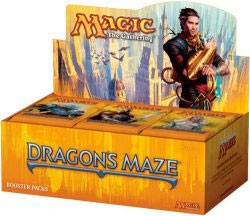 Magic - Dragon's Maze Box Booster ING (36)
