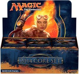 Magic - 2014 Core Set Box Booster ING (36)