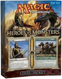 Magic - Duel Decks: Heroes Vs. Monsters