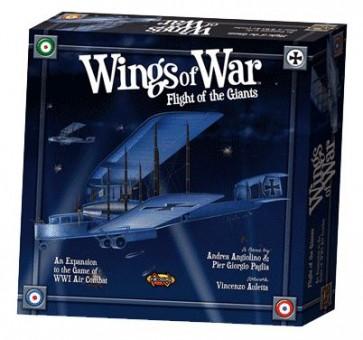 WINGS OF WAR WW I: FLIGHT OF GIANTS