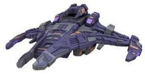Star Trek Attack Wing: 4th Division Battleship