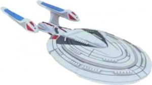 Star Trek Attack Wing: USS Enterprise 1701E