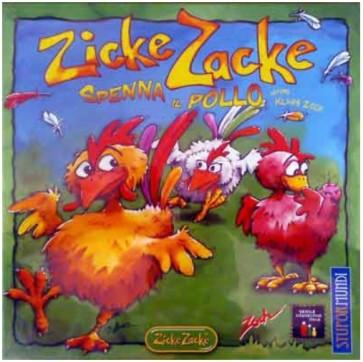 Zicke Zacke - Spenna il pollo
