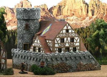 """Torre di Guardia """"Dragonstone"""""""