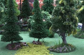 Basi pronte per alberi - 3pz