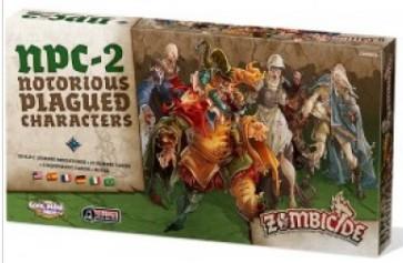 Zombicide Black Plague: Esp. NPC 2