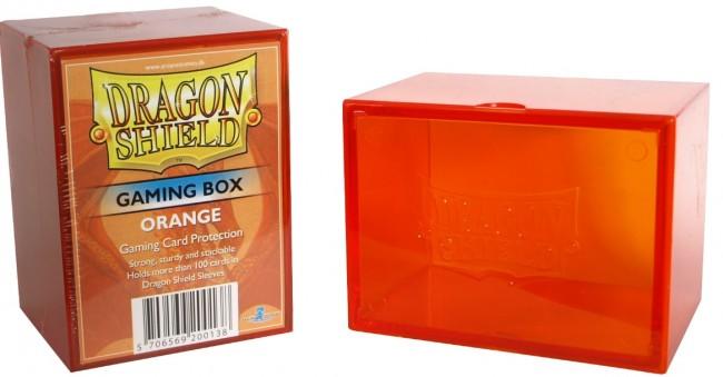 Dragon Shield-gaming box red-Cartes Box
