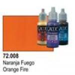 Vallejo Game Color - Arancio Fuoco