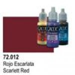Vallejo Game Color - Rosso Cicatrice