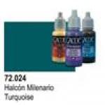 Vallejo Game Color - Turchese Falco